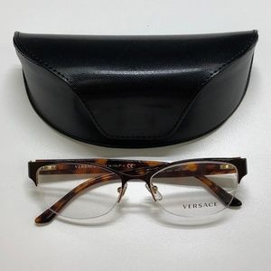 🕶️Versace MOD122 Eyeglasses/717/TIZ170🕶️